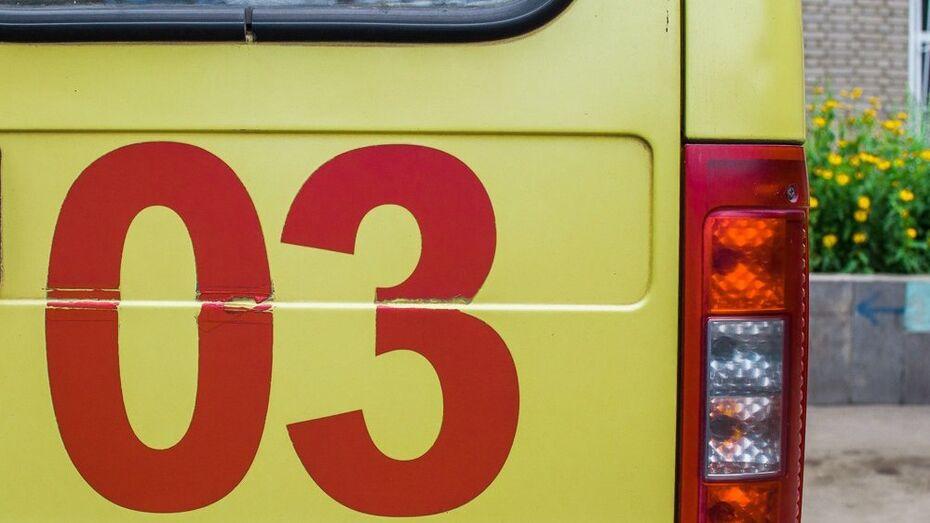 В Верхнем Мамоне в ДТП пострадали 4 человека