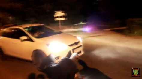 В Воронеже пострадавшего от блондинки водителя сбила автоледи
