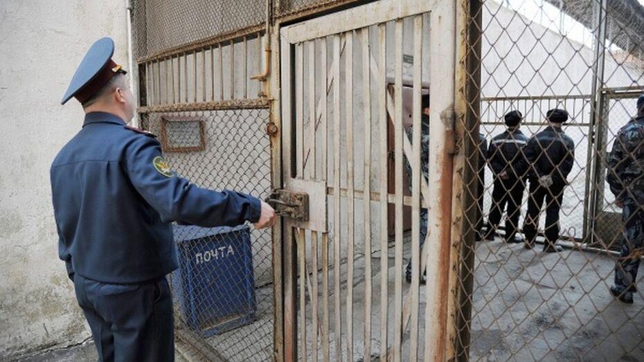 Панинец провел 5 суток под стражей за неоплаченный штраф 30 тыс рублей