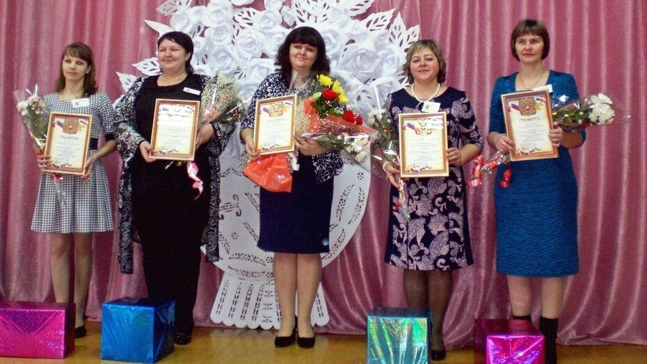 В Таловском районе выбрали лучшего воспитателя