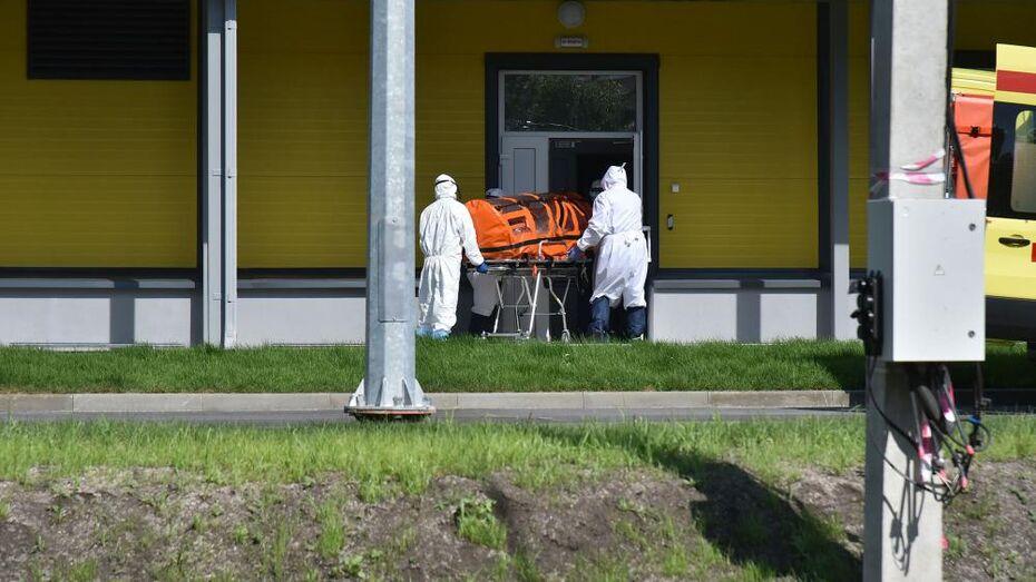 Число жертв коронавируса достигло в Воронежской области 460