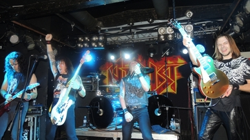 «Ария» и «ДДТ» станут хедлайнерами воронежского рок-фестиваля «Чайка-2016»