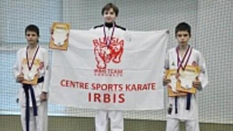 Воронежские каратисты привезли 20 медалей с Чемпионата ЦФО