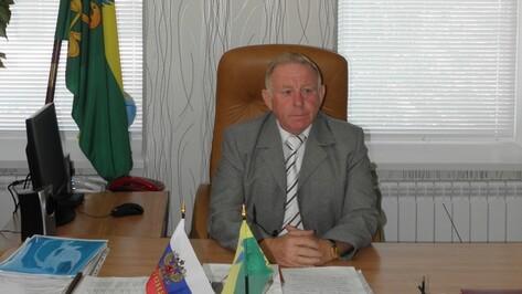 Глава Бутурлиновского городского поселения подал в отставку