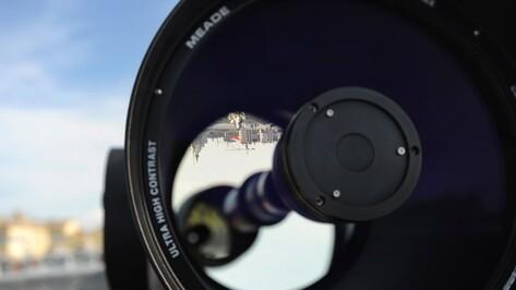 В ВГУ открылась астрономическая обсерватория