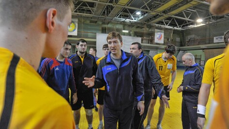 Тренер воронежской «Энергии» Сергей Макин: «Молодежи не хватило опыта»
