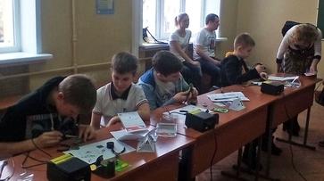Лискинцы заняли призовые места в межрегиональном о робототехническом фестивале «Робоарт-2015»
