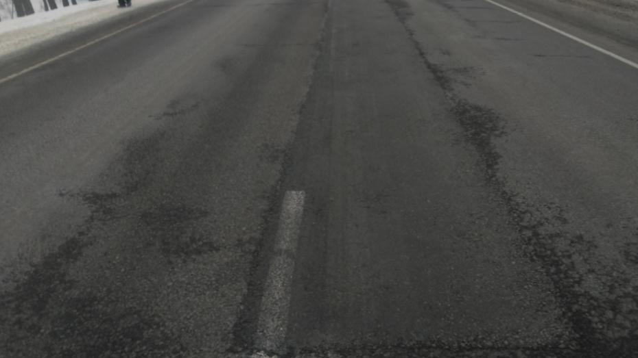 На ремонт 7-километрового участка трассы Воронеж – Тамбов направят до 510 млн рублей