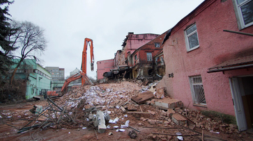 Воронежцы адресовали Путину онлайн-петицию из-за сноса зданий хлебозавода