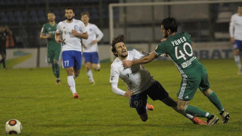 Игрок Иван Соловьев перешел из воронежского «Факела» в петербургское «Динамо»
