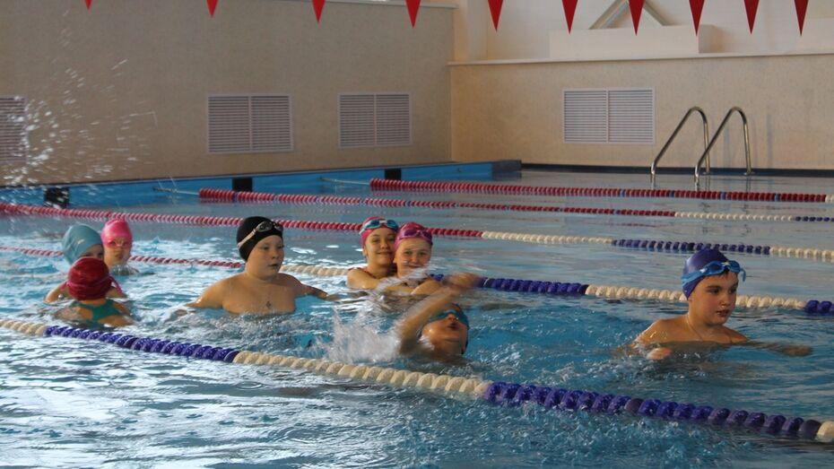 В Хохольском районе прошли соревнования пловцов на приз районной газеты