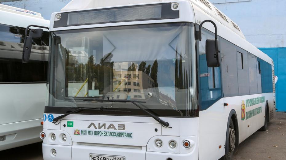 Воронеж закупит еще 58 больших автобусов по льготной цене