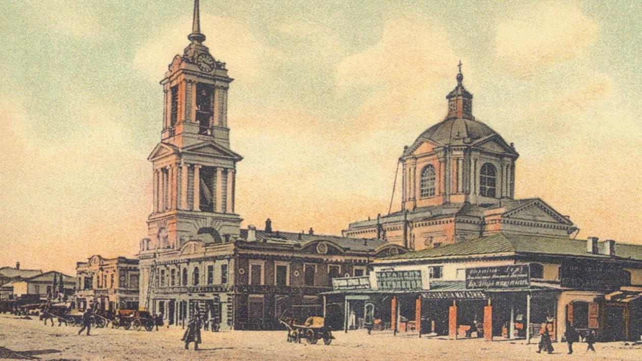 Воронеж в 1917-м. Церковь между двумя революциями