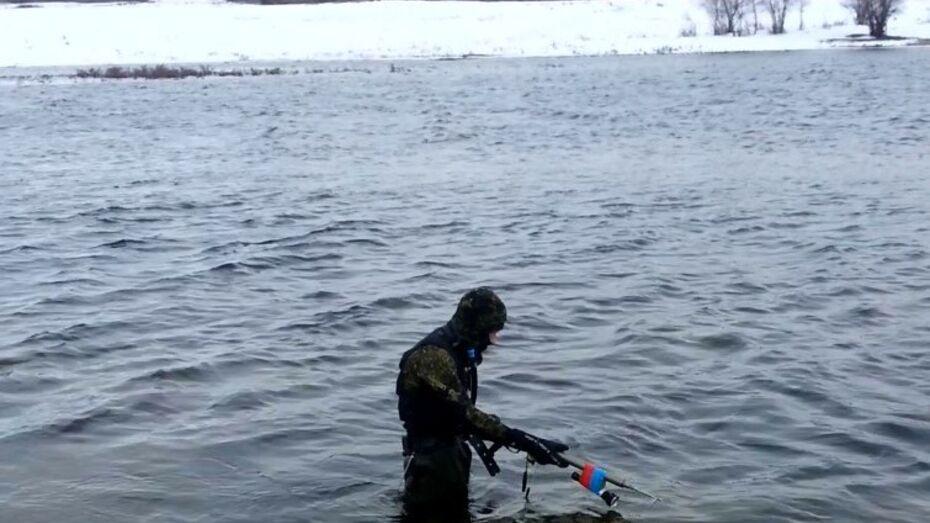 Водолазы нашли тело дайвера в Воронежском водохранилище