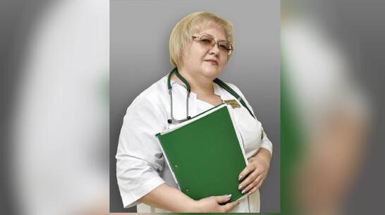 В Воронежской области от коронавируса умерла врач районной больницы