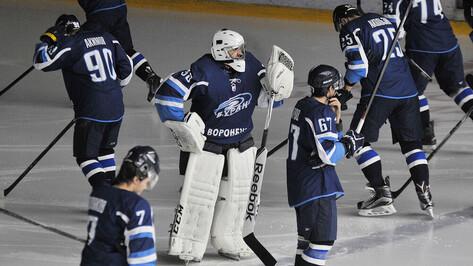 Воронежский «Буран» уступил «Ростову» в домашнем матче