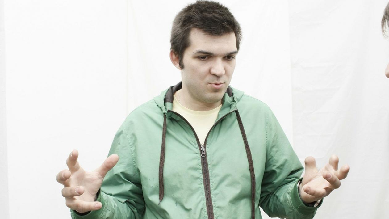 Воронежец Иван Горшков назван художником года на международной ярмарке современного искусства