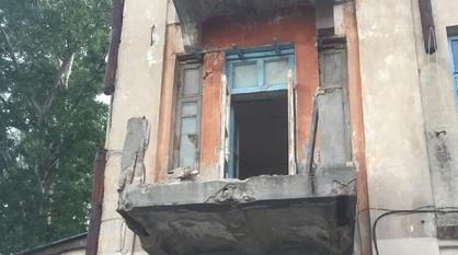В Воронеже «ценители культурного наследия» продолжили грабить старинный дом