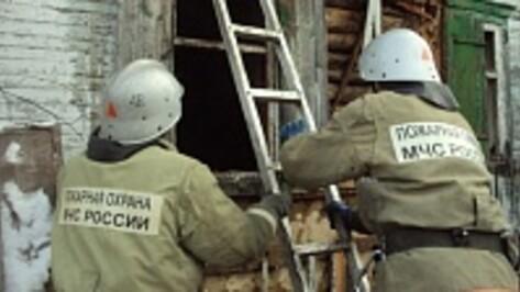 В павловском селе при пожаре погиб местный житель