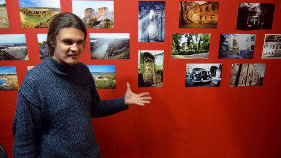 Сталкер Владимиръ Малдеръ представил фотопроект об «американских» местах в Воронеже