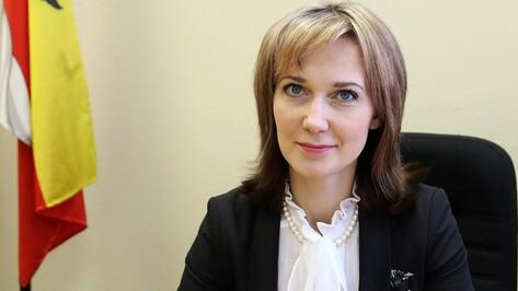 Управление образования Воронежа возглавила Любовь Кулакова