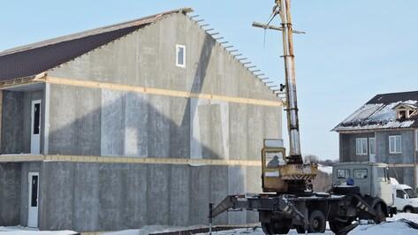 В Кантемировском районе благоустроят дома для железнодорожников