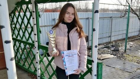 Эртильская вокалистка стала лауреатом Всероссийского конкурса «Роза ветров. Лето-2020»