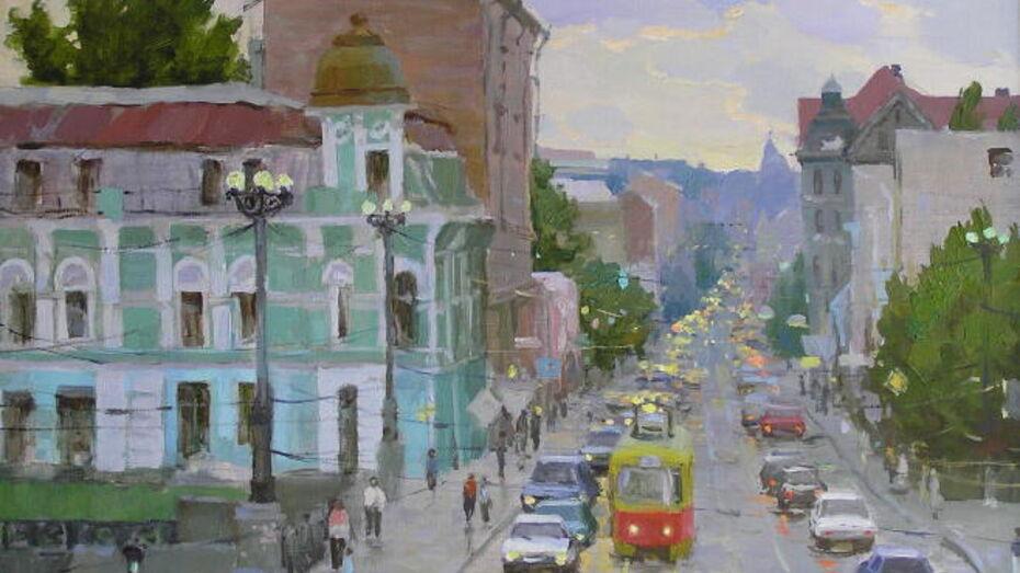 Завтра в Воронеже откроется выставка, посвященная Харькову