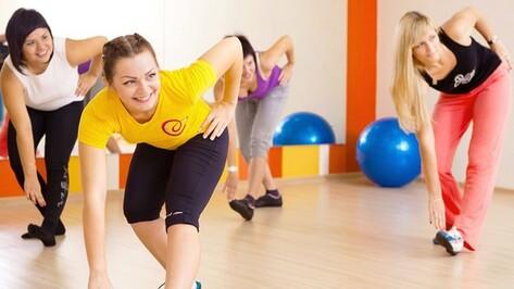 На День физкультурника воронежцы займутся фитнесом в торговом центре