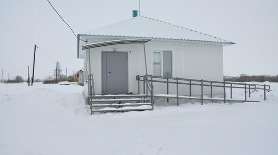 В эртильском селе Шукавка построили модульный ФАП