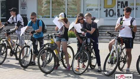 Воронежские велосипедисты объехали весь город в поисках парковок