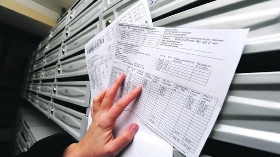 Воронежцы получат обновленные квитанции за электроэнергию в сентябре
