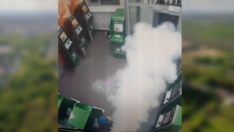 Полицейские задержали мужчин, взорвавших банкомат в Воронеже