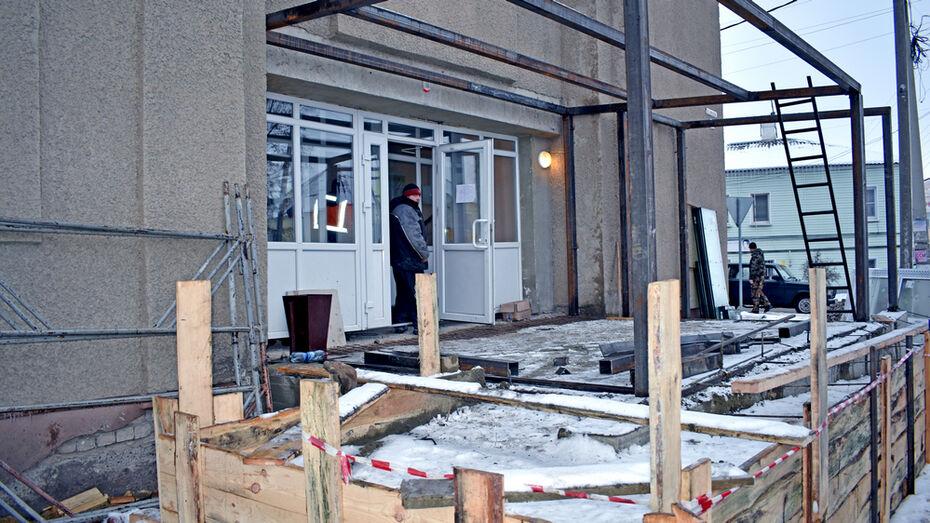 На ремонт Калачеевской детской поликлиники выделили около 2 млн рублей