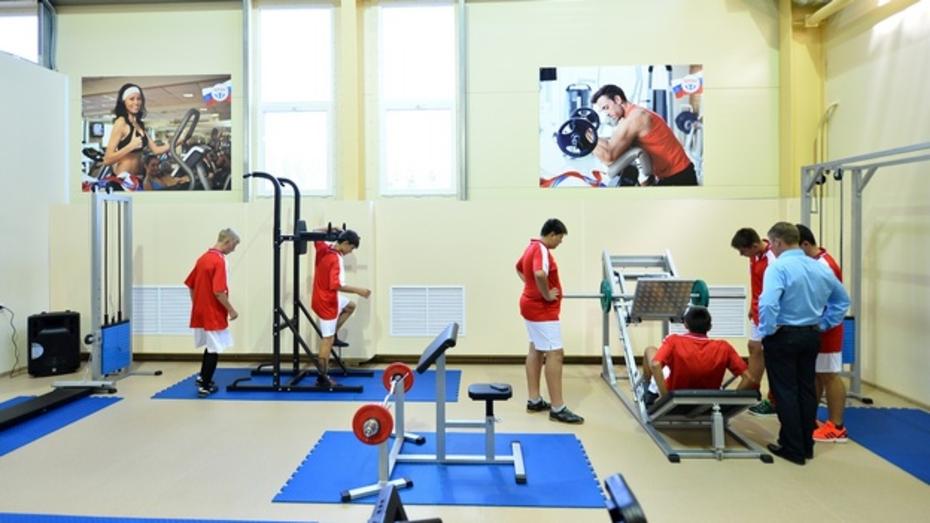 В Каменке открылся физкультурно-оздоровительный комплекс «Здоровье»