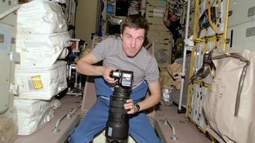 Воронеж первым примет мировую фотовыставку космонавта Сергея Крикалева