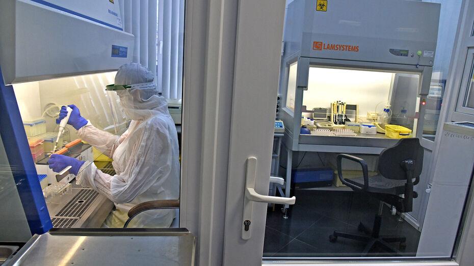 Снова менее 200 зараженных COVID-19 выявили в Воронежской области