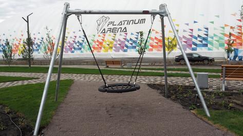В Воронеже заработал спортивный кластер на обновленной дамбе Чернавского моста