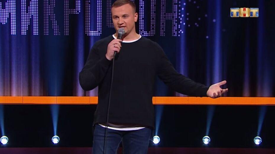 Сотрудник ФСИН из Воронежа выступил в стендап-шоу на федеральном канале
