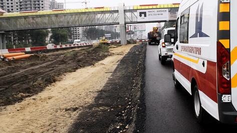 На ремонт дорог в 20 районах Воронежской области направят 950 млн рублей