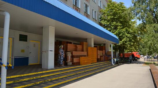 В Россоши отремонтируют районную и детскую поликлиники