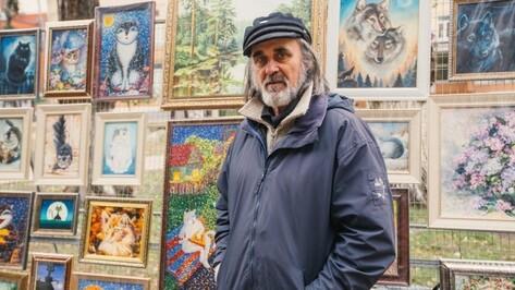 Воронежцев позвали на выставку картин велопутешественника Павла Конюхова