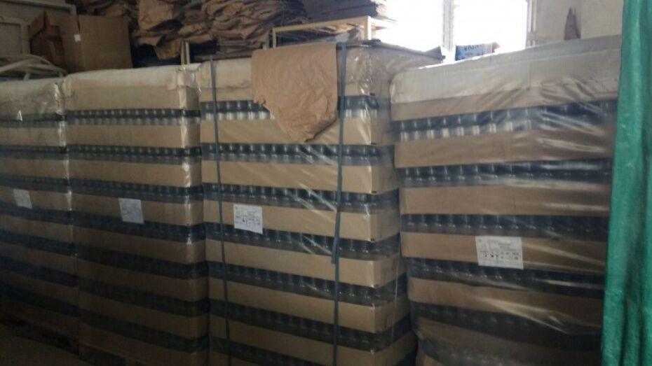В Воронежской области 6 бутлегеров ответят в суде за продажу контрафакта