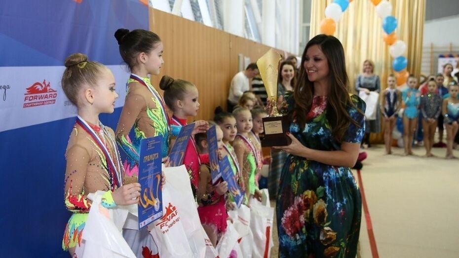 Воронежские гимнастки победили во всероссийском турнире