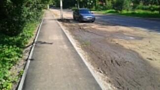 В Воронеже реконструкция улиц-дублеров Московского проспекта завершится к октябрю