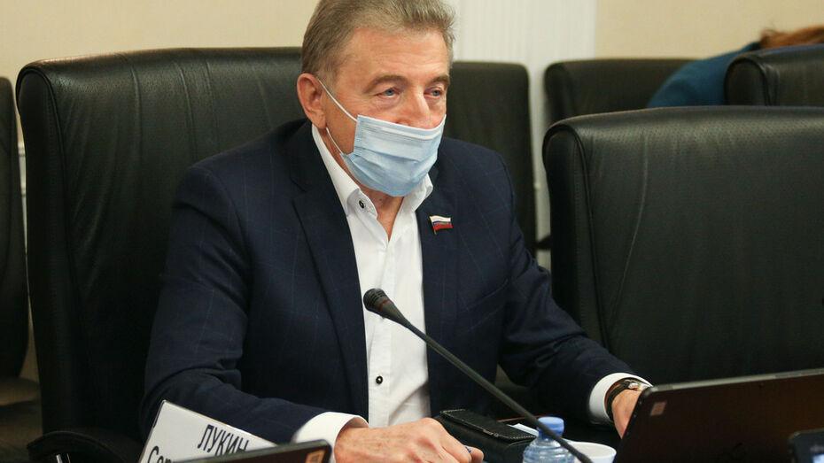 Воронежский сенатор Сергей Лукин поддержал закон о комплексном развитии территорий