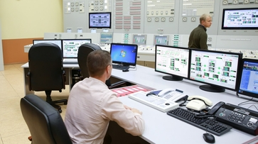 Шестой энергоблок Нововоронежской АЭС вышел на полную мощность