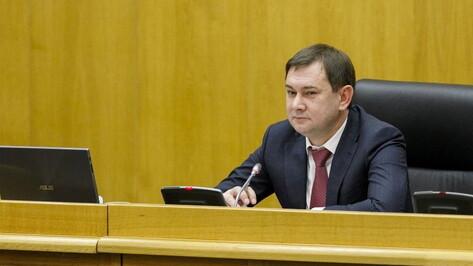 Полсотни законопроектов внесли в план Воронежской облдумы на 2021 год