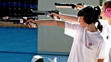 Воронежская спортсменка Наталья Ордина выиграла всероссийские соревнования по пулевой стрельбе