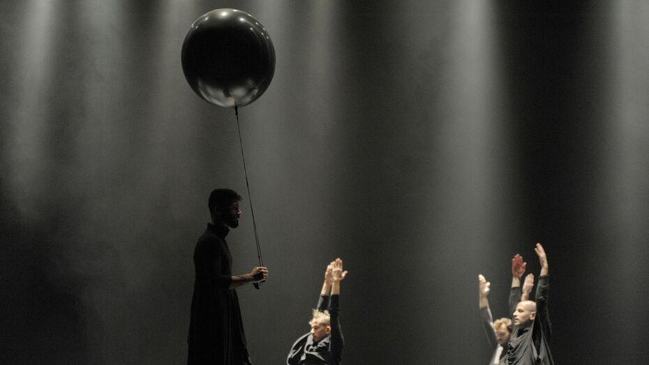 Израильский театр показал в Воронеже балет-головокружение
